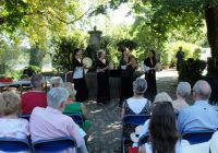 Cantaderas. Medieval and traditional music. Concert in Merian Stiftung Sontags Matinees. Basel