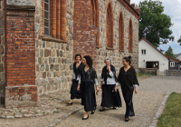 Cantaderas. Medieval and traditional music.