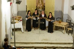 Cantaderas. Medieval and traditional music. Concert Ipiés (Spain)